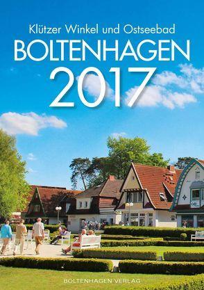 Wandkalender Klützer Winkel & Ostseebad Boltenhagen 2017 von Rätzke,  Anne, Rätzke,  Dorian