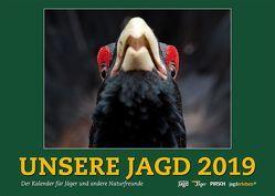 Wandkalender Unsere Jagd 2019 von DLV Deutscher Landwirtschaftsverlag GmbH