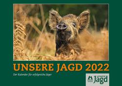 Wandkalender UNSERE JAGD 2022