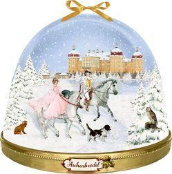 Wandkalender – Weihnachten mit Aschenbrödel von Behr,  Barbara