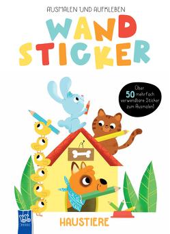 Wandsticker – Haustiere