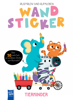 Wandsticker – Tierkinder