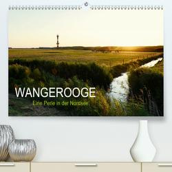 Wangerooge – Eine Perle in der Nordsee. (Premium, hochwertiger DIN A2 Wandkalender 2020, Kunstdruck in Hochglanz) von Mitchell,  Frank
