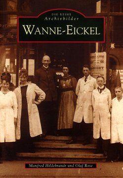 Wanne-Eickel von Hildebrand,  Manfred, Rose,  Olaf