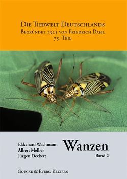 Wanzen Band 2 von Jürgen,  Deckert, Melber,  Albert, Wachmann,  Ekkehard