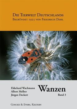 Wanzen, Band 3 von Deckert,  Jürgen, Melber,  Albert, Wachmann,  Ekkehard