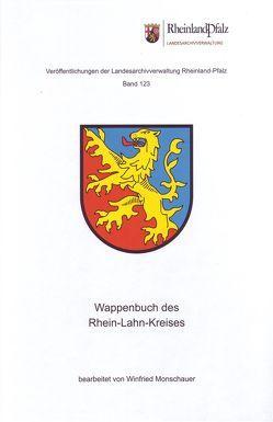 Wappenbuch des Rhein-Lahn-Kreises von Monschauer,  Winfried