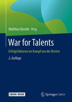 War for Talents von Busold,  Matthias