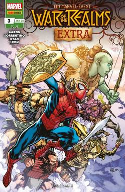War of the Realms Extra von Aaron,  Jason, Sorrentino,  Andrea