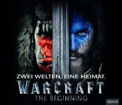 Warcraft – Der offizielle Roman zum Film (Warcraft Kinofilm) von Golden,  Christie, Lühn,  Matthias, Metzen,  Chris