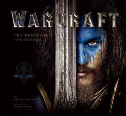 Warcraft: The Beginning von Bürgel,  Diana, Cooper,  Dominic, Kebell,  Toby, Wallace,  Daniel