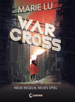 Warcross – Neue Regeln, neues Spiel von Knuffinke,  Sandra, Komina,  Jessika, Lu,  Marie