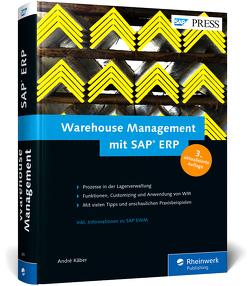 Warehouse Management mit SAP ERP von Käber,  André