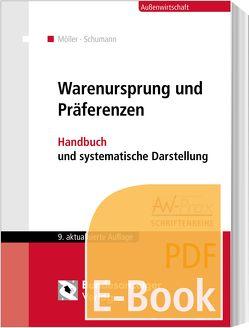 Warenursprung und Präferenzen (E-Book) von Moeller,  Thomas, Schumann,  Gesa