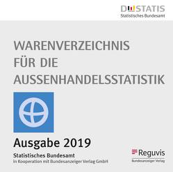 Warenverzeichnis für die Außenhandelsstatistik 2019 – CD-ROM