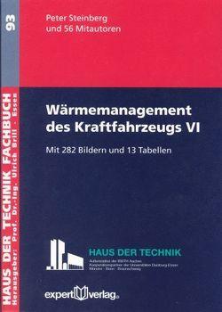 Wärmemanagement des Kraftfahrzeugs, VI von Steinberg,  Peter