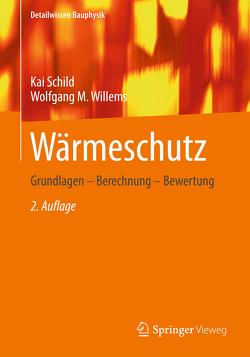 Wärmeschutz von Schild,  Kai, Willems,  Wolfgang M.