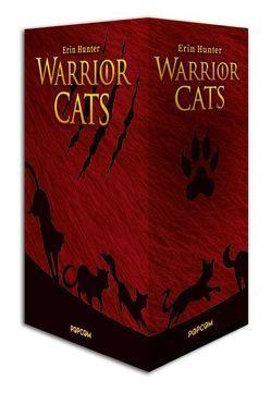 Warrior Cats Box von Hunter,  Erin, Kurkoski,  Bettina M.