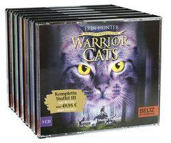 Warrior Cats – Die neue Prophezeiung. Folge 1-6 von Diekhoff,  Marlen, Hunter,  Erin, Levin,  Friederike, Weimann,  Klaus
