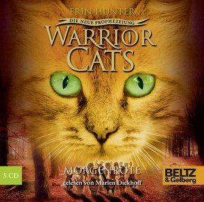 Warrior Cats – Die neue Prophezeiung. Morgenröte von Diekhoff,  Marlen, Hunter,  Erin, Weimann,  Klaus