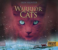 Warrior Cats. Feuer und Eis von Hunter,  Erin, Krumbiegel,  Ulrike, Weimann,  Klaus