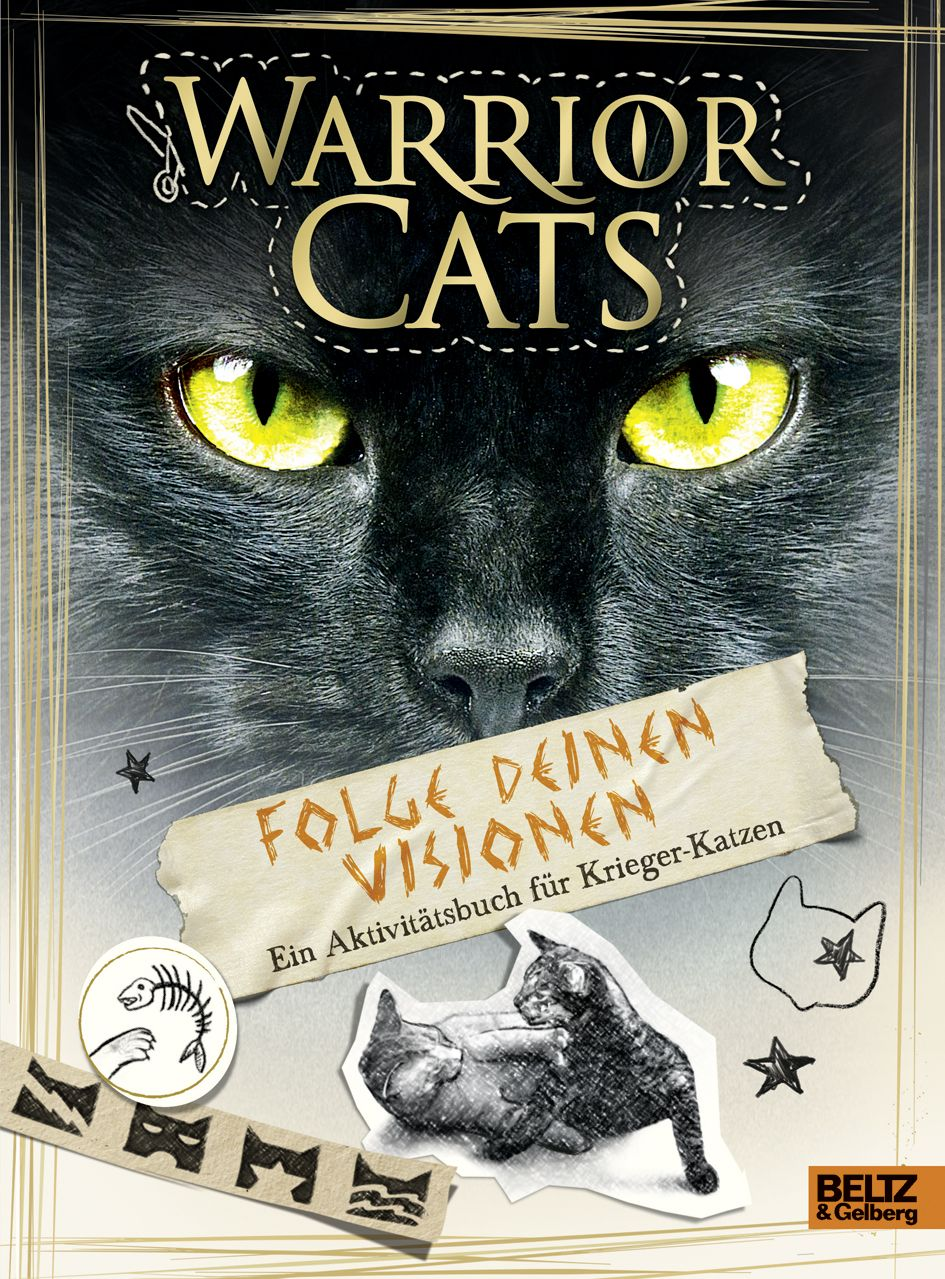 Warrior Cats - Folge deinen Visionen von Hunter, Erin, Oberdorfer, Lin