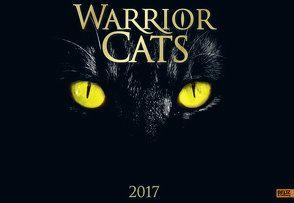 Warrior Cats – Kalender 2017 von Hunter,  Erin