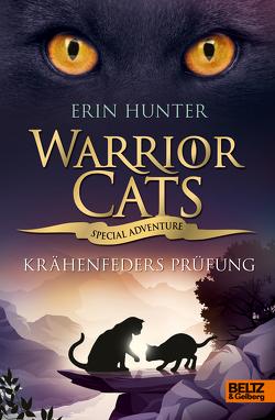 Warrior Cats – Special Adventure. Krähenfeders Prüfung von Baisch,  Alexandra, Hunter,  Erin
