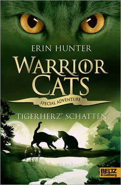 Warrior Cats – Special Adventure. Tigerherz' Schatten von Erdmann,  Birgit, Hunter,  Erin