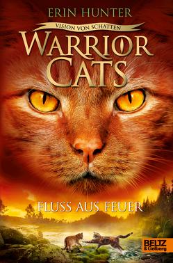 Warrior Cats – Vision von Schatten. Fluss aus Feuer von Hansen-Schmidt,  Anja, Hunter,  Erin