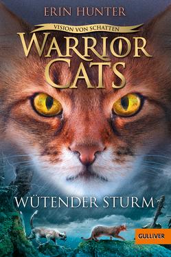 Warrior Cats – Vision von Schatten. Wütender Sturm von Hunter,  Erin, Levin,  Friederike