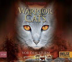 Warrior Cats. Vor dem Sturm von Diekhoff,  Marlen, Hunter,  Erin, Weimann,  Klaus