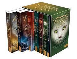 Warrior Cats. Zeichen der Sterne. Bände 1-6 von Hansen-Schmidt,  Anja, Hunter,  Erin, Levin,  Friederike