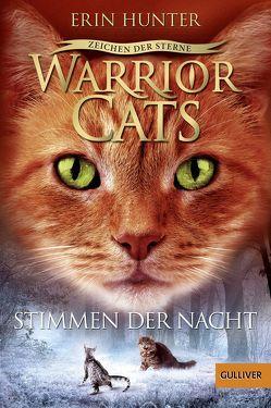 Warrior Cats – Zeichen der Sterne. Stimmen der Nacht von Hunter,  Erin, Levin,  Friederike