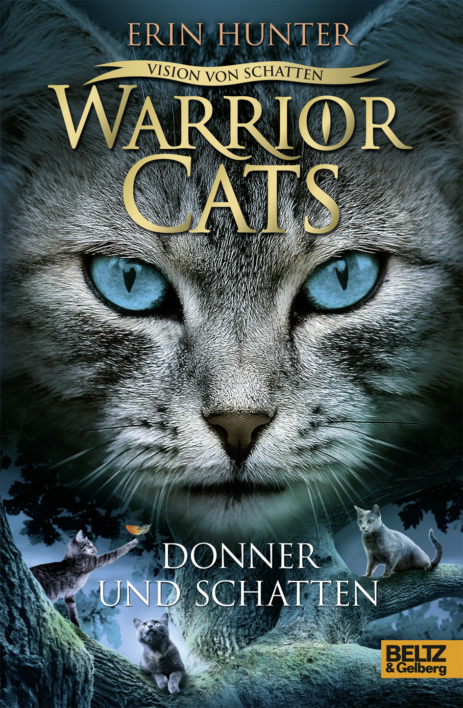 Snakes And Birds Warrior Cats