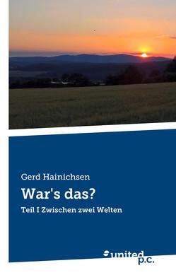 War's das? von Hainichsen,  Gerd