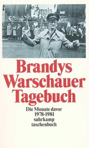 Warschauer Tagebuch von Brandys,  Kazimierz, Griese,  Friedrich, Jelenski,  Konstanty A.
