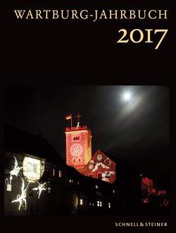 Wartburg Jahrbuch 2017 von Wartburg-Stiftung