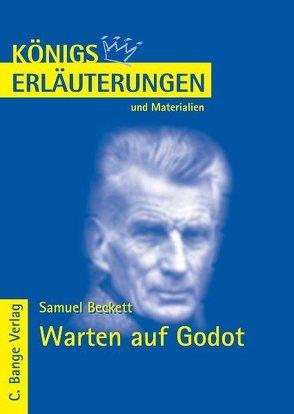 Warten auf Godot – Waiting for Godot von Samuel Beckett. Textanalyse und Interpretation. von Beckett,  Samuel, Herforth,  Maria F