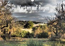Warten auf Regen (Wandkalender 2018 DIN A3 quer) von Lacher,  Ingrid