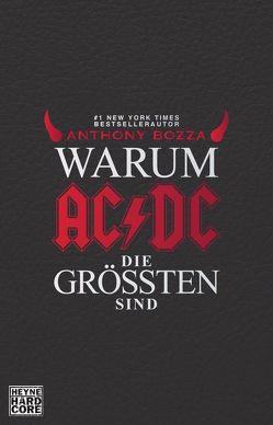 Warum AC/DC die Größten sind von Bozza,  Anthony, Topalova,  Violeta