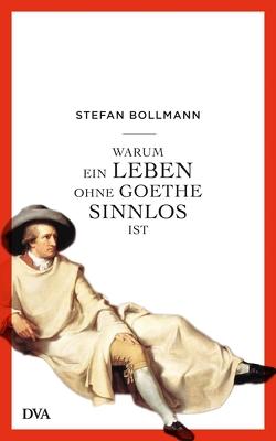 Warum ein Leben ohne Goethe sinnlos ist von Bollmann,  Stefan