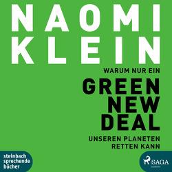 Warum nur ein Green New Deal unseren Planeten retten kann von Gockel,  Gabriele, Klein,  Naomi, Salkow,  Irina, Schuhmacher,  Sonja, Steckhan,  Barbara