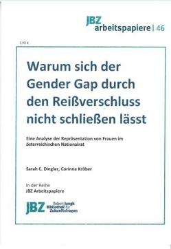Warum sich der Gender Gap durch den Reißverschluss nicht schließen lässt von Dingler,  Sarah C., Kröber,  Corinna, Wally,  Stefan