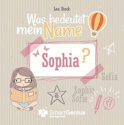 Was bedeutet mein Name Sophia? von Stock,  Lea