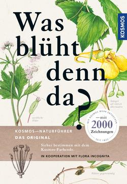 Was blüht denn da – Original von Golte-Bechtle,  Marianne, Spohn,  Margot, Spohn,  Roland