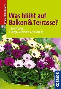 Was blüht auf Balkon & Terrasse? von Throll,  Angelika