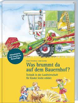 Was brummt da auf dem Bauernhof? Aktualisierte und erweiterte Neuauflage von Gisbert Strotdrees,  Gabi Cavelius