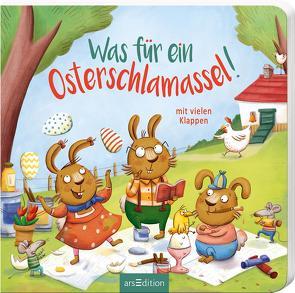 Was für ein Osterschlamassel! von Gertenbach,  Pina
