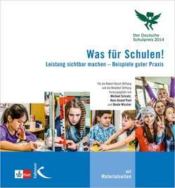 Was für Schulen! von Pant,  Hans Anand, Schratz,  Michael, Wischer,  Beate